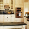 Double Ovens Kitchen Design