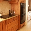 Custom Home Kitchen Cabinets