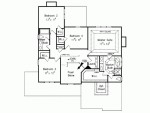 Country Home Plan PC HWEPL10912