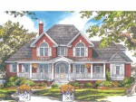 Country Home Plan PC HWEPL75320