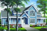 Country Home Plan PC DD-2615