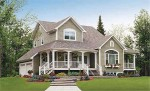 Country Home Plan PC DD-288