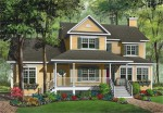 Country Home Plan PC DD-3826