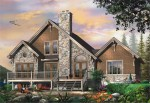 Country Home Plan PC DD-3923