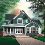 Country Home Plan PC DD-3926