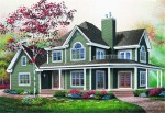 Country Home Plan PC DD-6804