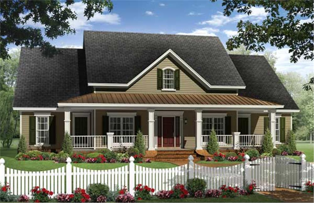 Country Home Plan PC